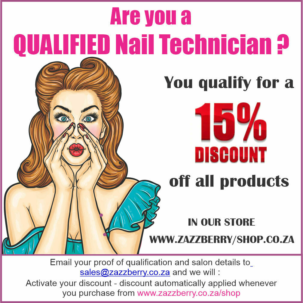Qualified Nail Technician