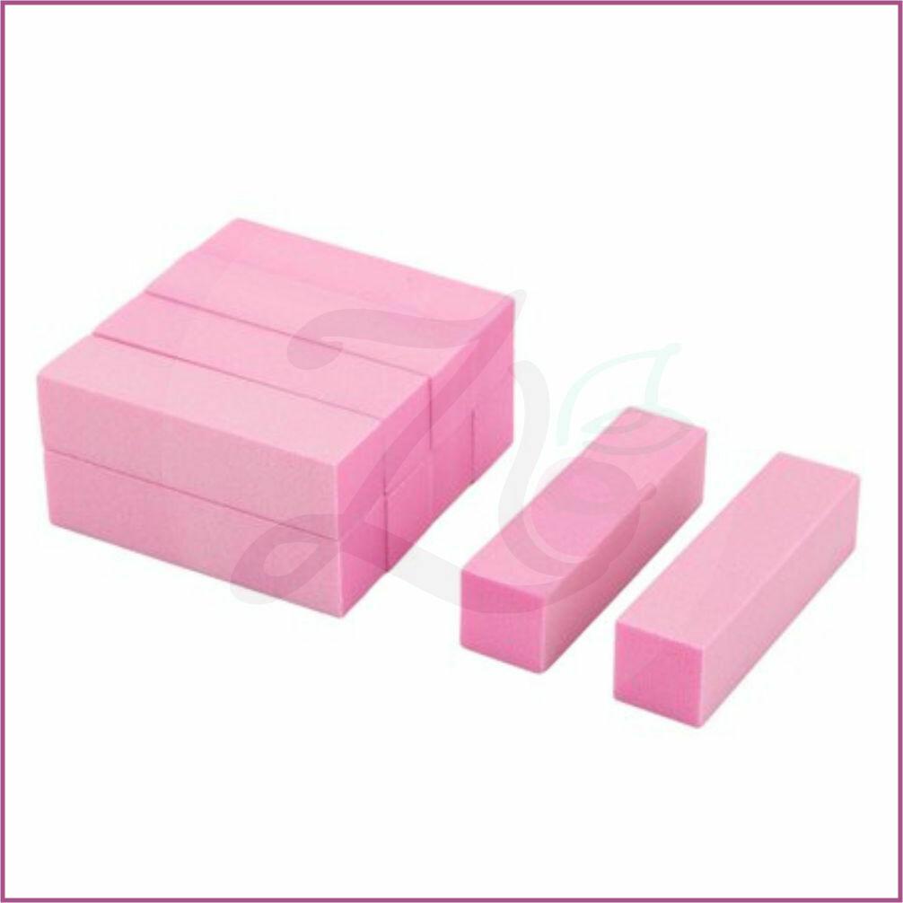 Block Buffer - Pink