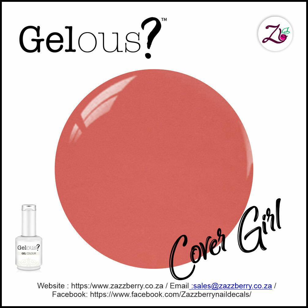 Rubber Base Gel - Cover Girl