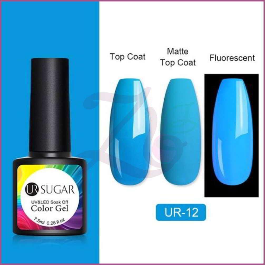 UR SUGAR Fluorescent Gel (7.5ml) -UR12