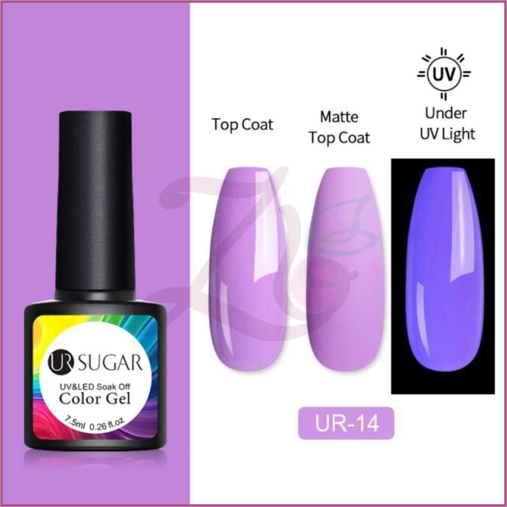 UR SUGAR Fluorescent Gel (7.5ml) -UR14