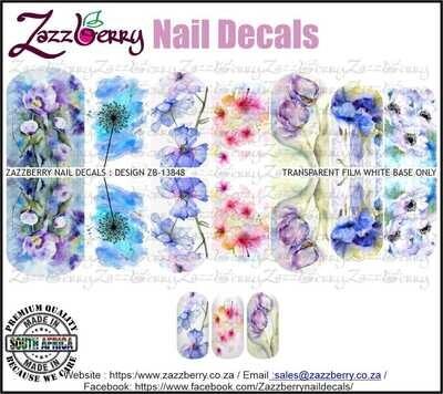 Aquarelle Floral Mix