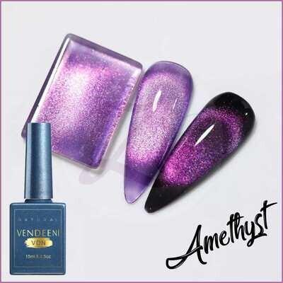 Crystal Cat Eye (15ml) - 4 - Amethyst