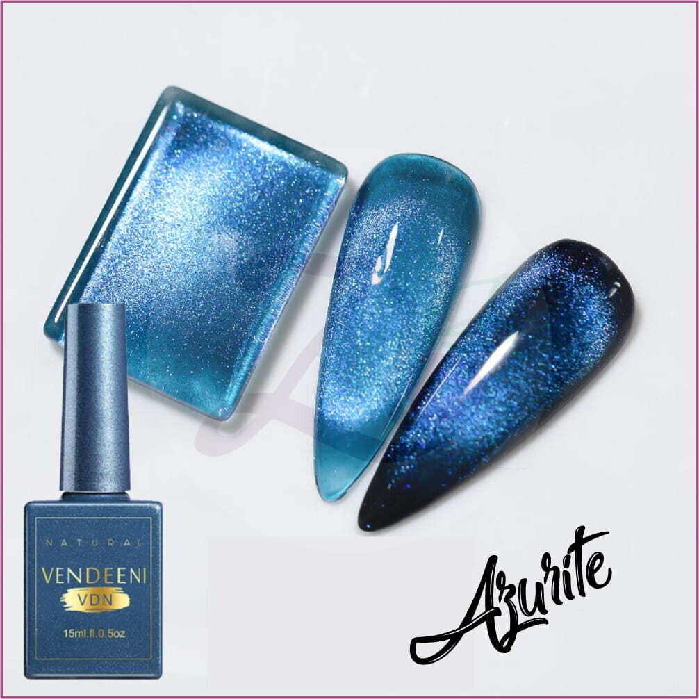 Crystal Cat Eye (15ml) - 5 - Azurite