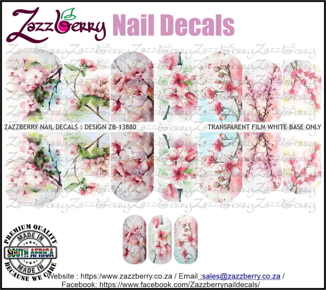Aquarelle Cherry Blossoms