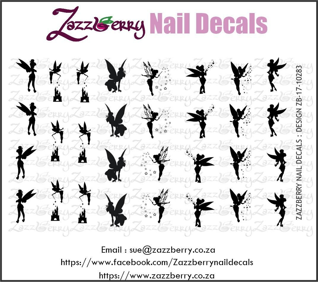 Tinker Bell Silhouettes