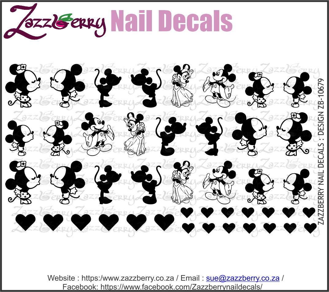 Mickey & Minnie In Love