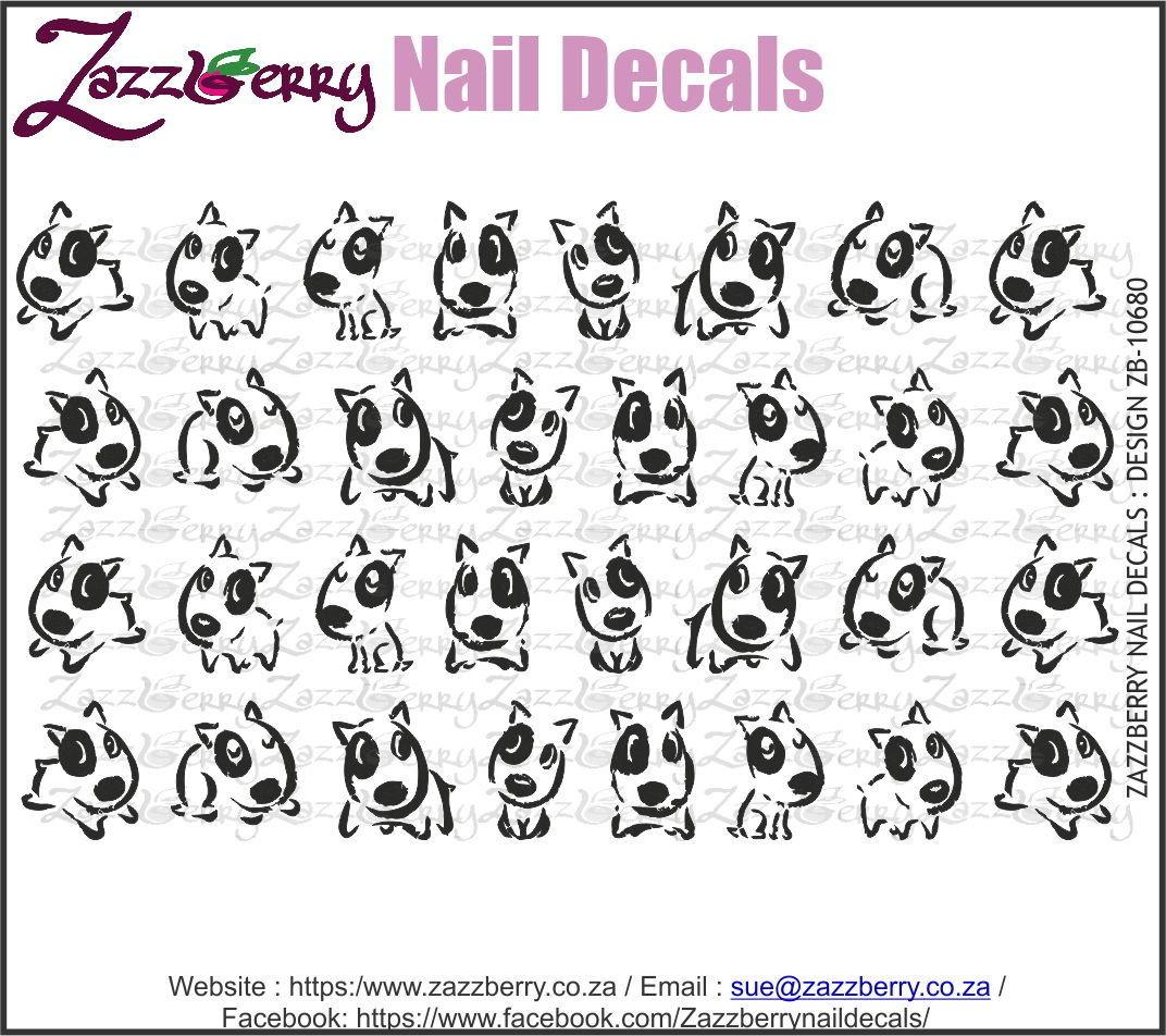 Bull Terrier Illustrations