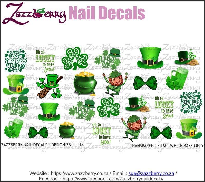 St Patrick's Day Elements