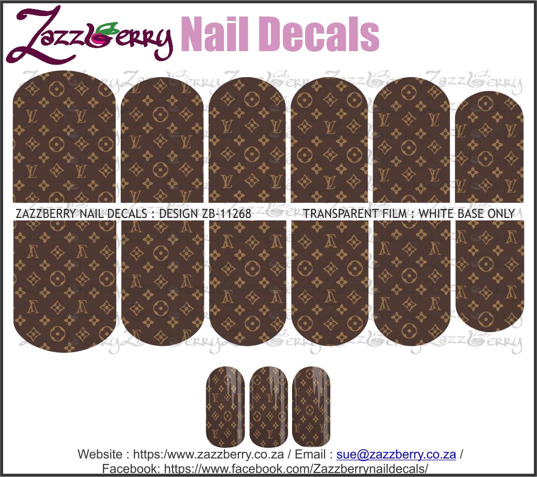 Louis Vuitton Pattern II