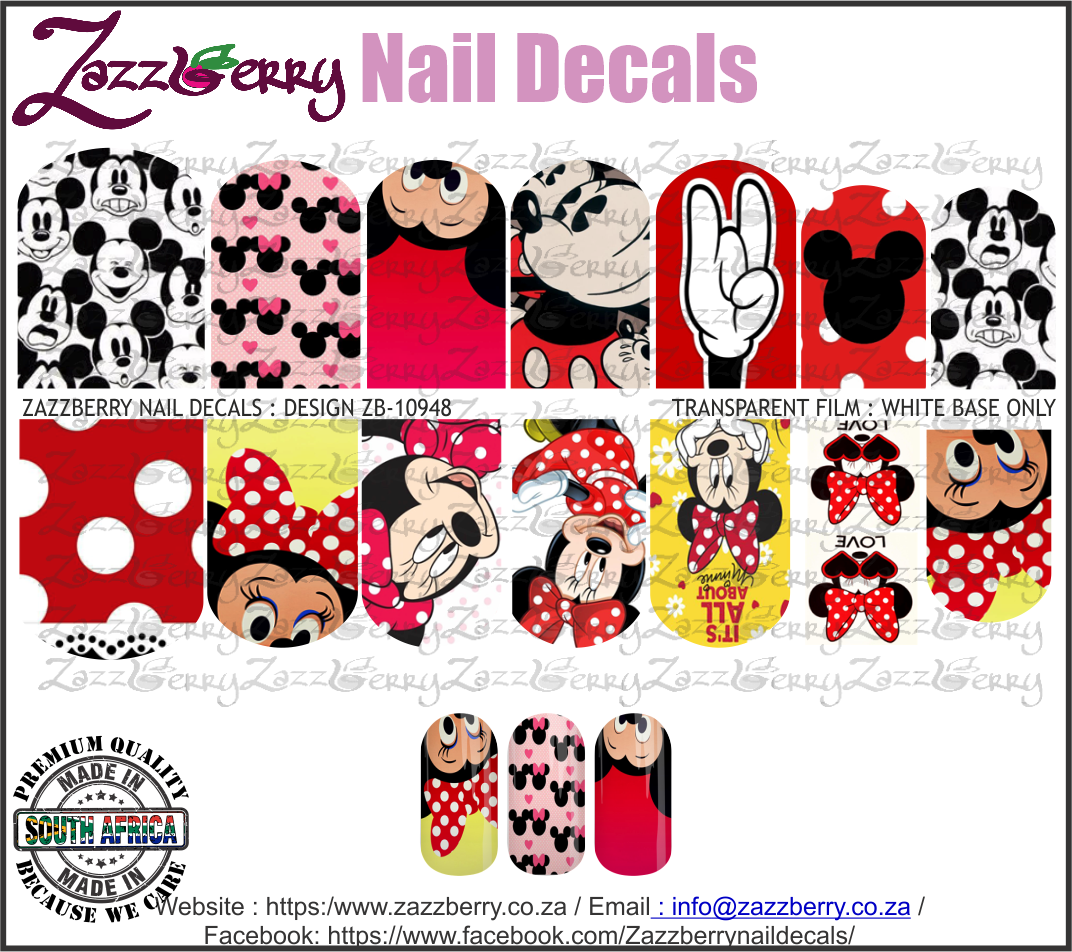 Minnie and Mickey Mouse Mix