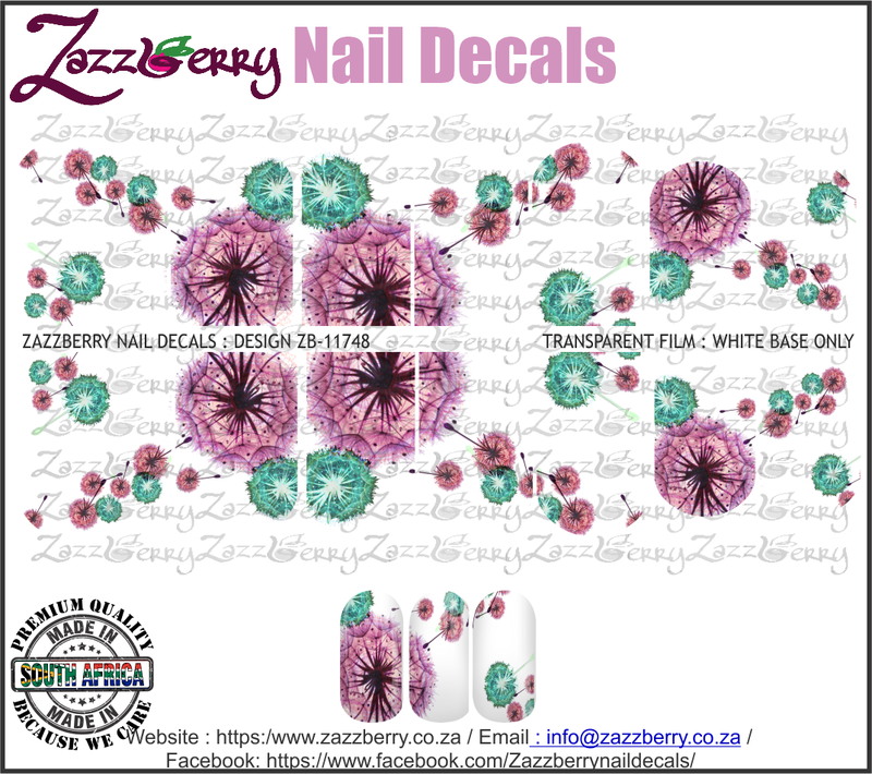 Purple Dandelions