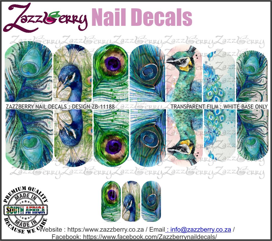 Peacock Mix