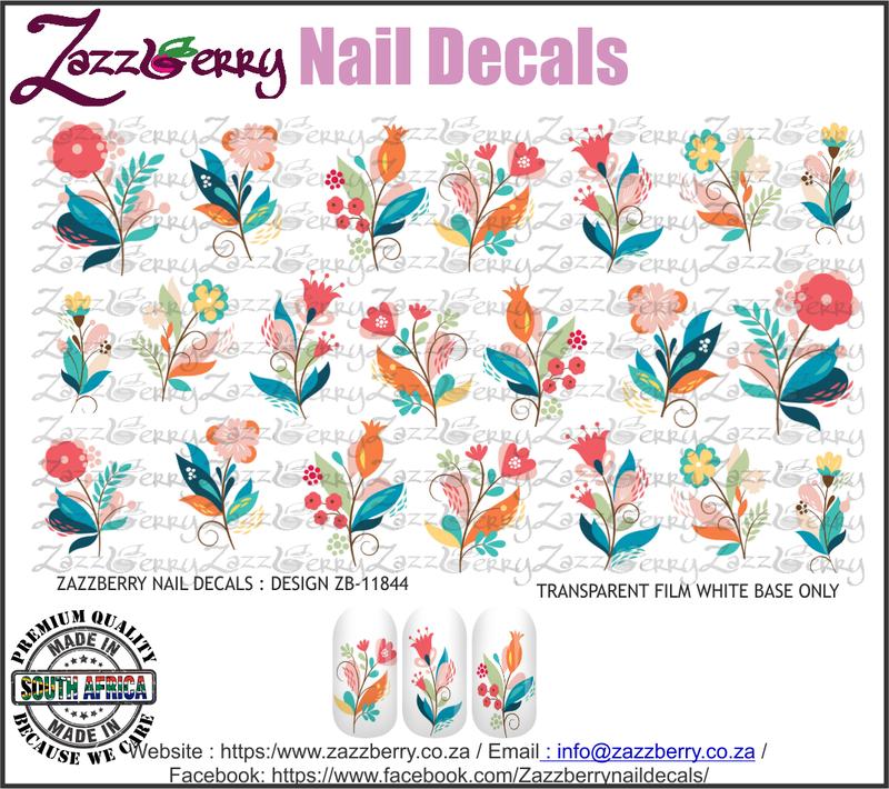 Hand Drawn Florals