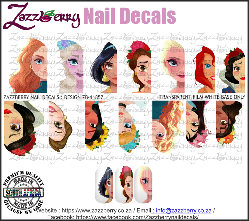 Disney Princesses Faces