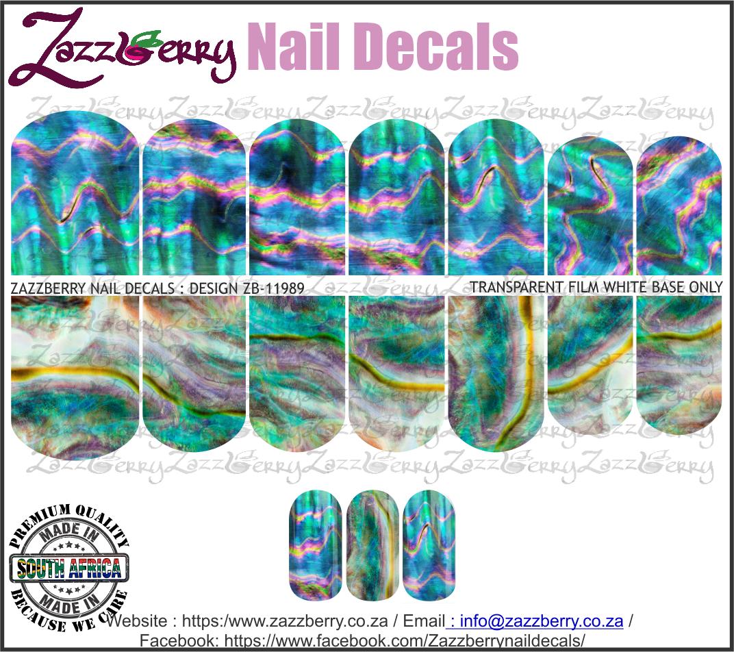 Shell Effect Rainbow