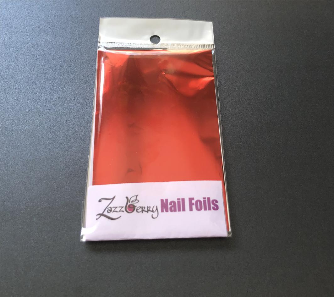 Red  Foil