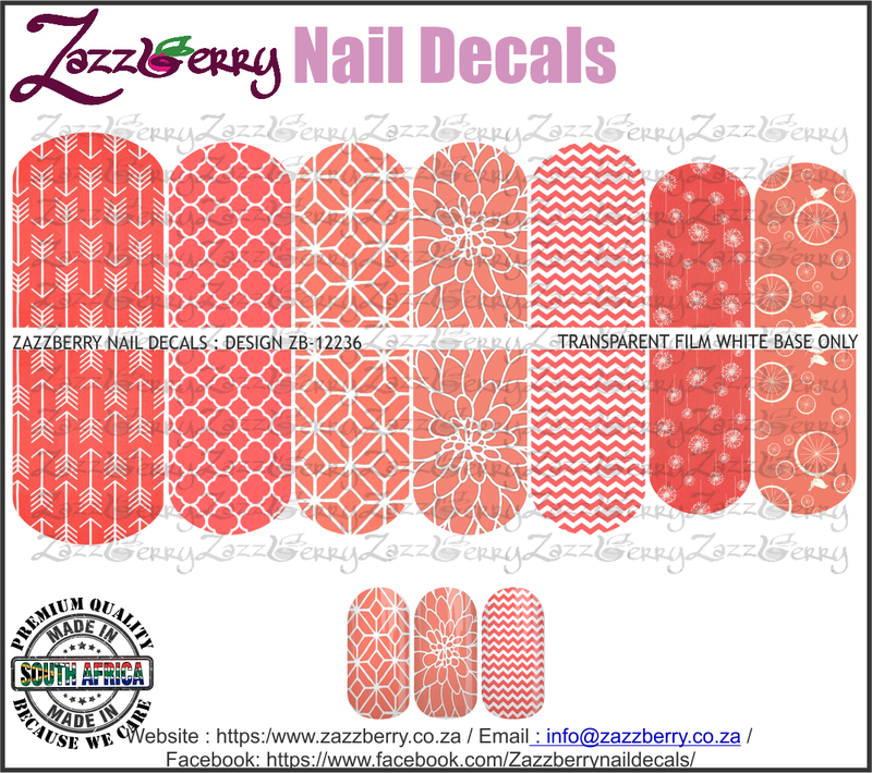 Coral Pattern Mix