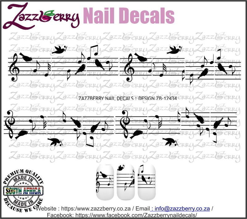 Bird Music Notes