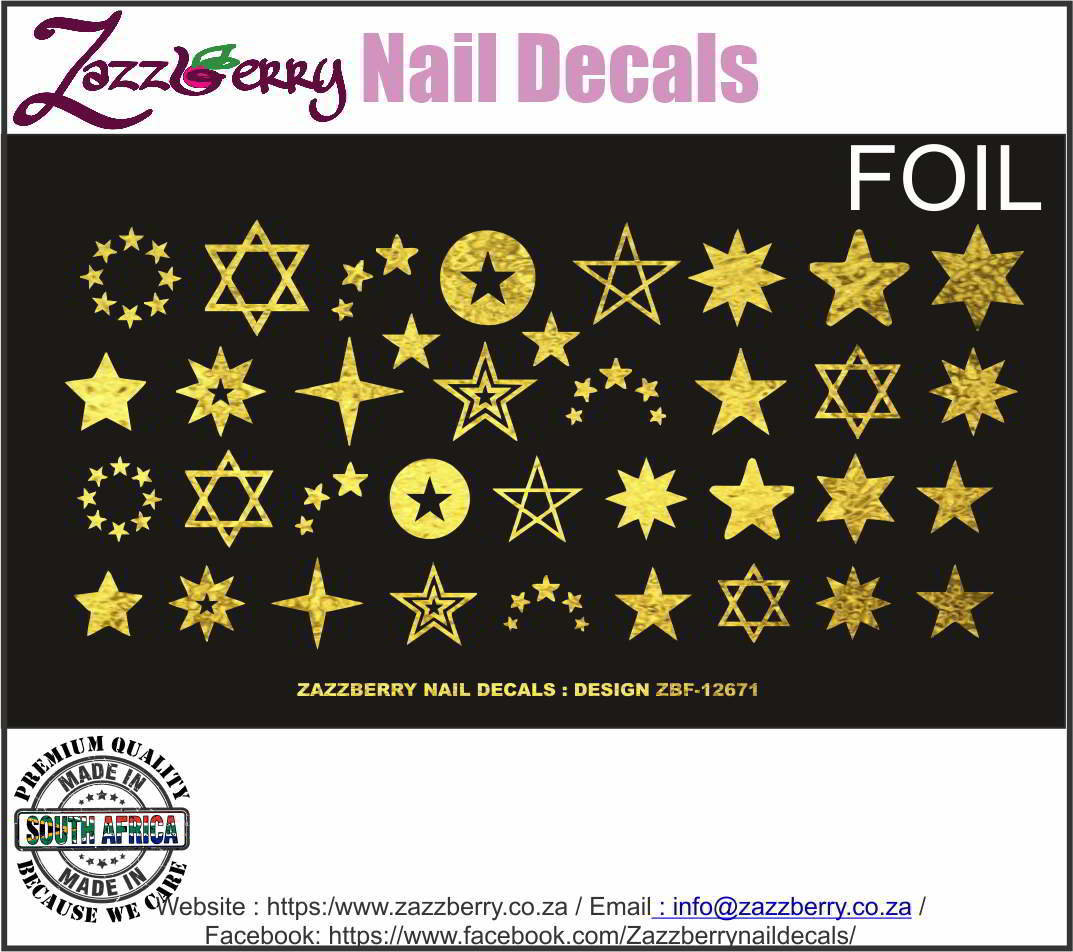 Star Collection in Foil