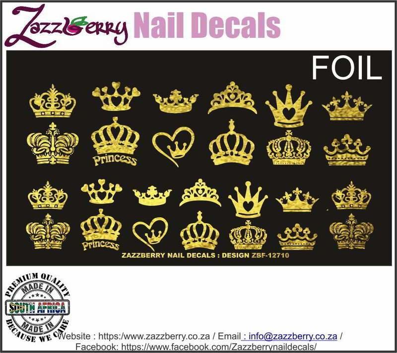 Crowns in Foil