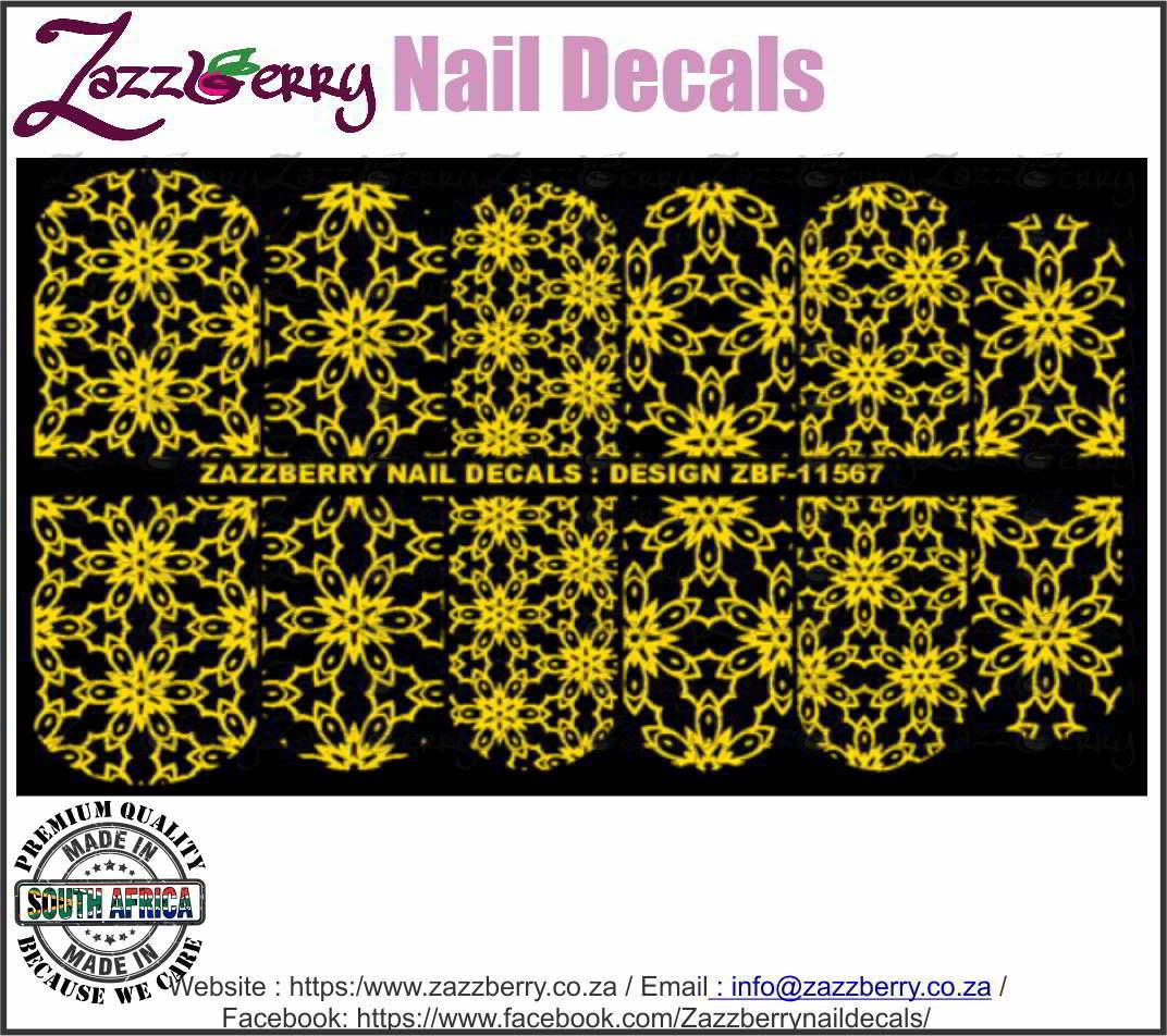 Flower Pattern (Foil)