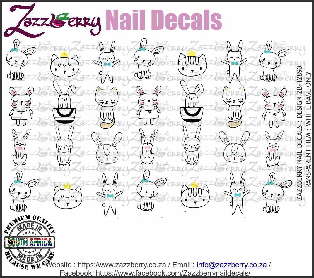 Bunny Doodles