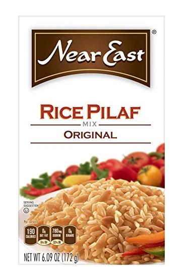 Rice Pilaf 2.25 Pounds