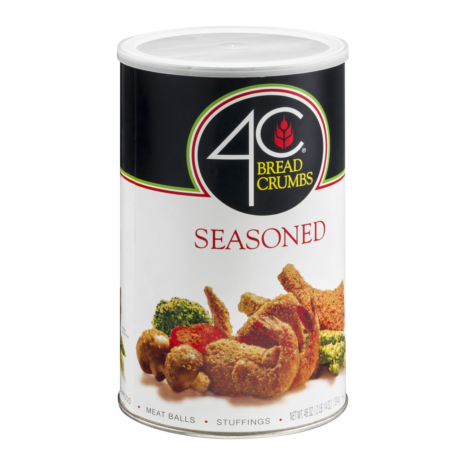 * Flavored Bread Crumbs 46 Ounces