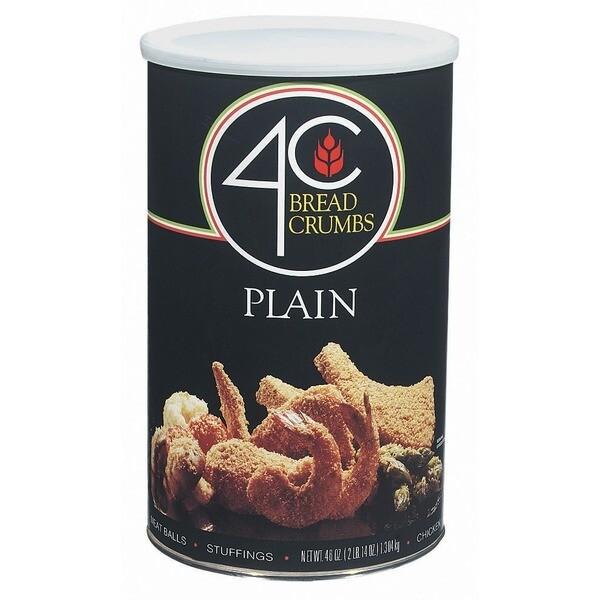* Plain Bread Crumbs 46 Ounces