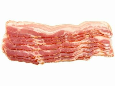 * Bacon Slices Apple Wood 5 Pounds