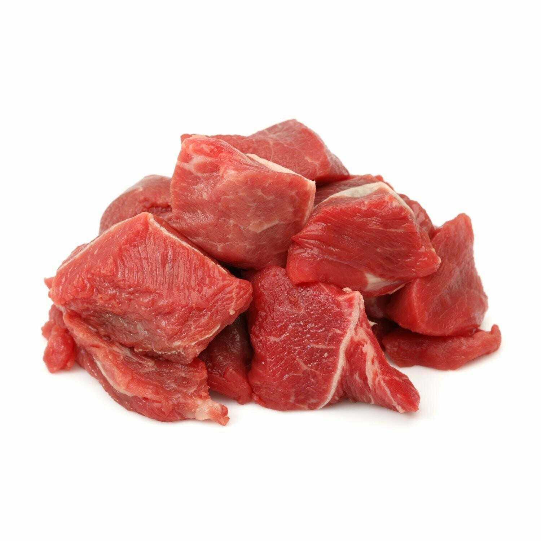 * Beef Sirloin Tips Boneless 5x1 Pounds