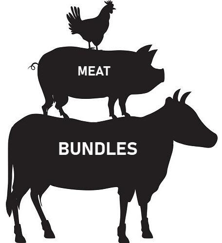 * Steak, Sausage And Chicken