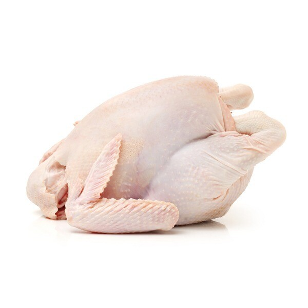 * Whole Chickens All Natural 3 Pounds