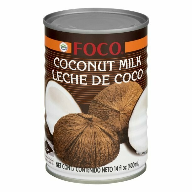 * Foco Coconut Milk 14 Ounces