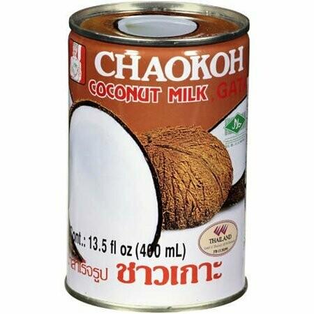 * Chaokoh Coco Milk 13.5 Ounces