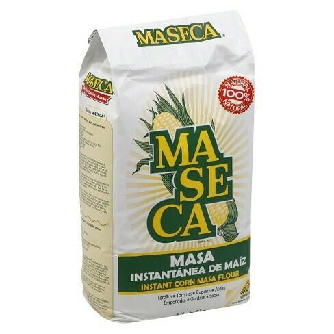 * Maseca Corn Flour 4.4 Pounds