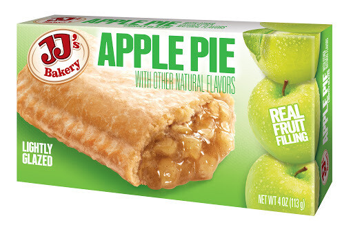 * JJ's Apple Pie Snack 4 Ounces