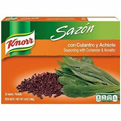 * Knorr Sazon Kolorao 32 Ct