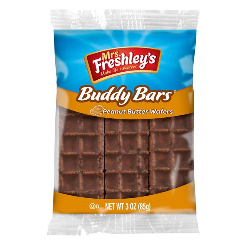 * MrsFreshley's Buddy Bars 3 Ounces