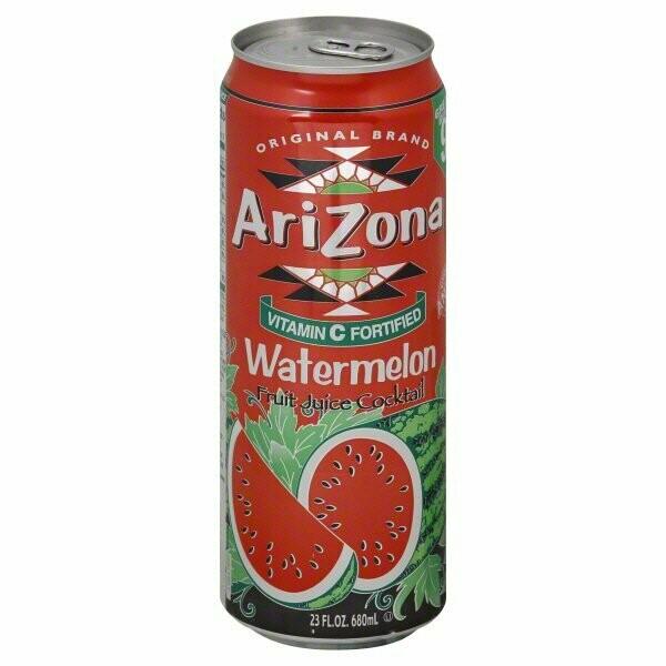 * Arizona Watermelon Tea 24-23 Ounces