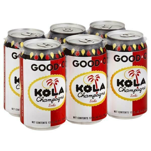 * Good'O Kola Can 6-12 Ounces