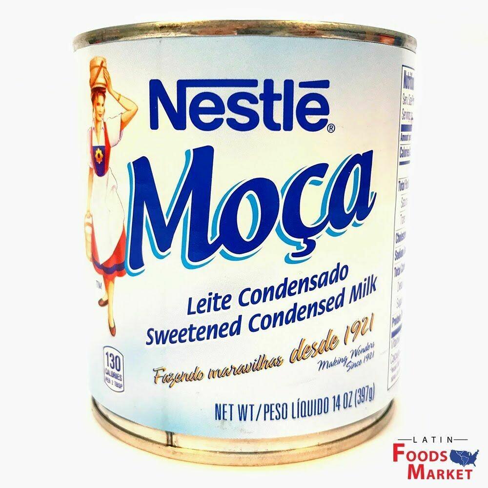 * Nestle Leite Moca 14 Ounces