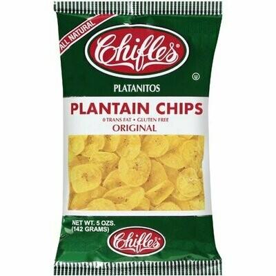 * Chifles Reg Plantain Chip 5 Ounces