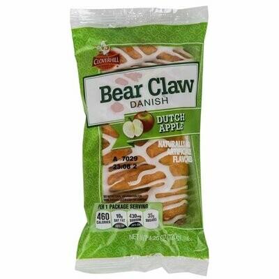 * Cloverhill Dutch Apple Big Claw 4.25 Ounces
