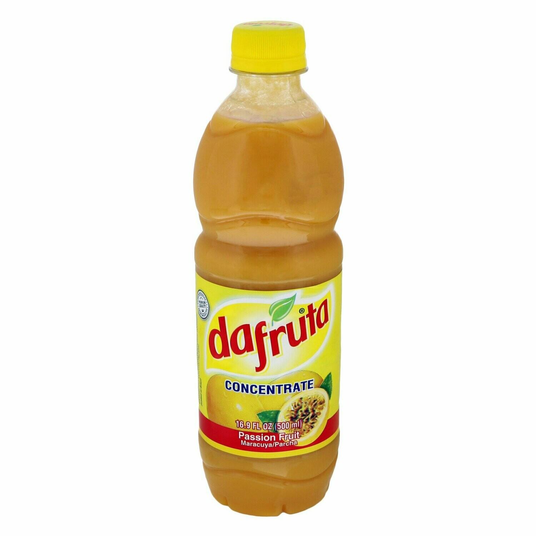 * Dafruta Passion Fruit 12-16.9 Ounces
