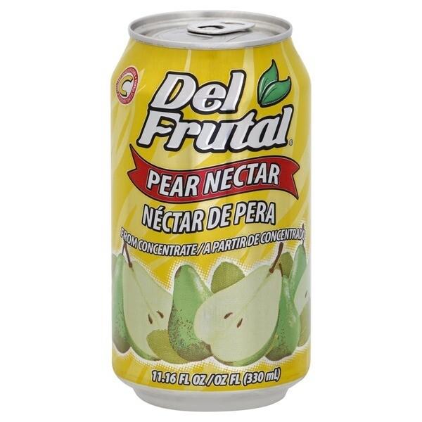 * Del Frutal Pera (Pear) 24-11 Ounces