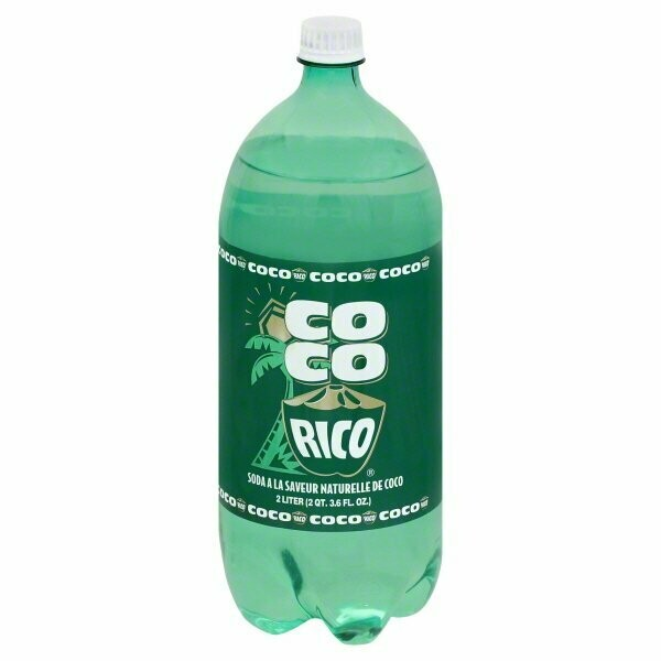 * Coco Rico 2Ltr 6-2 Liter
