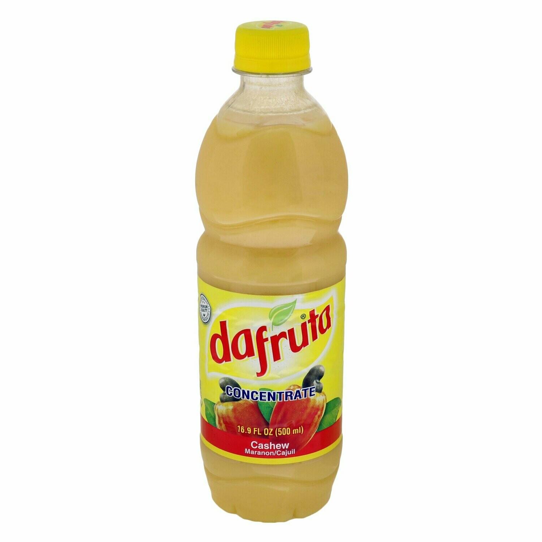 * Dafruta Cashew Juice Conc 12-16.9 Ounces