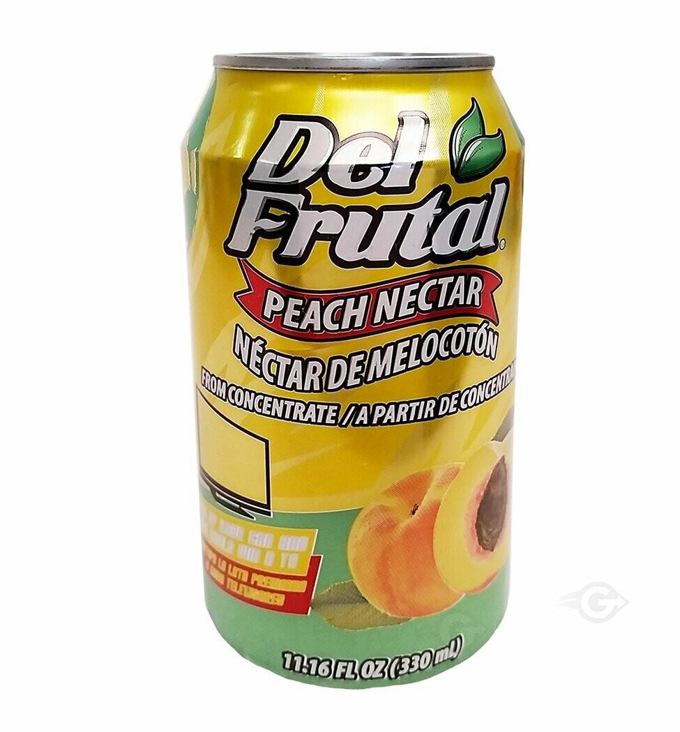 * Del Frutal Melocoton (Peach) 24-11 Ounces